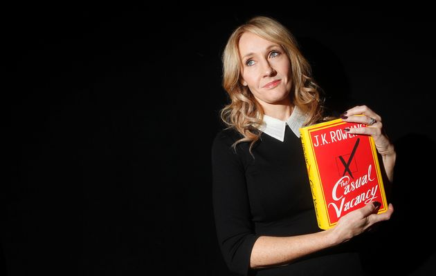 Harry Potter Fan meets JK Rowling